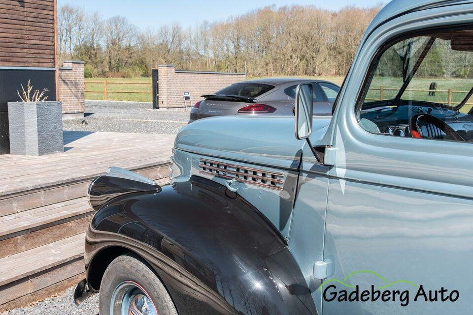 Chevrolet Panel Truck 5,7 V8 aut. Benzin aut. Automatgear