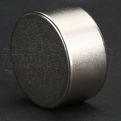 Cylinder Round Big Disc 30 x 15mm Super Power N35 Magnet Rare Earth Neodymium