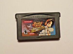 Nintendo-Gameboy-Advance-SHAMAN-KING-MASTER-OF-SPIRITS-No-Manual-No-Box-Tested