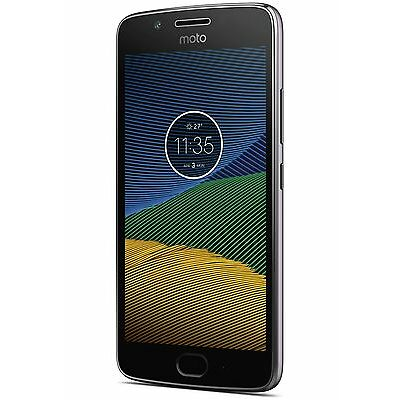 Sim Free Motorola Moto G5 Mobile Phone - Grey. From the Argos Shop on ebay