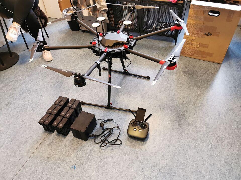Drone, DJI Matrice 600 Pro