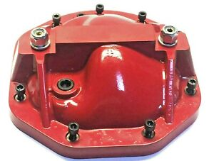 Holden-Commodore-VL-VN-VP-VR-VS-Borg-Warner-Diff-Cover-RED-COLOUR-SCW