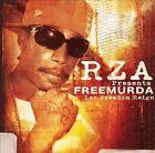 Let Freedom Reign [PA] by Freemurda/RZA (CD, Feb-2007, Cleopatra)
