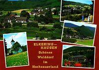 Elkering-Hausen , Walddorf im Hochsauerland ,Ansichtskarte, ungelaufen
