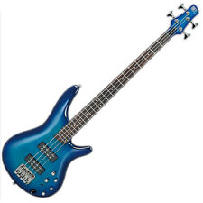 Ibanez SR370E 4-String Bass Rosewood Fretboard Sapphire Blue