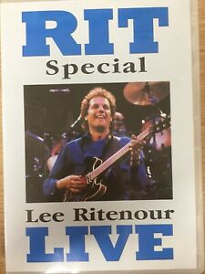 LEE-RITENOUR-Rit-Special-Live-DVD-AS-NEW
