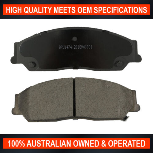 Premium Front Brake Pads for Toyota Avalon MCX10 /& Camry ACV36 MCV36 DB1474