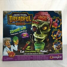 Doctor Dreadful Zombie Lab 100% Complete Open Box Never Used Umagine Spin Master