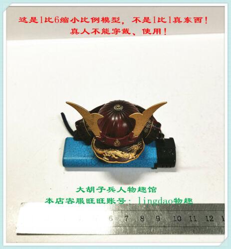 Helmet for POPTOYS EX026 1//6 The Last Samurai 1//6 Scale Action Figure