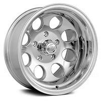 00-06 Chevy Avalanche 1500 17x9 6x5.5 +0 108 Ion Alloy 171 171p Wheels Rims Poli