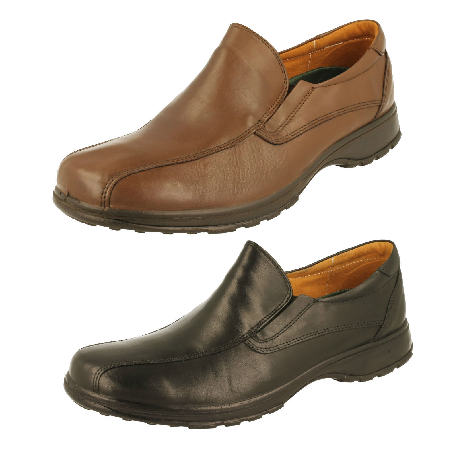 Mens DB Slip On Shoes - Nelson