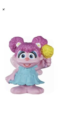 Playskool Sesame Street Friends Abby Cadabby ACTION FIGURE NEW TOY Fairy
