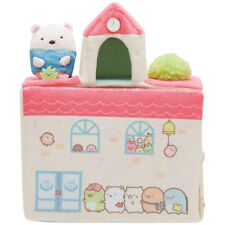NEW San-X Sumikko gurashi Kuttsuki Doll House School Study Figure from Japan F//S