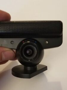 Details about Sony SLEH00448 PlayStation Eye Camera PS3 Motion Sensor  Gaming Insured Shipping!