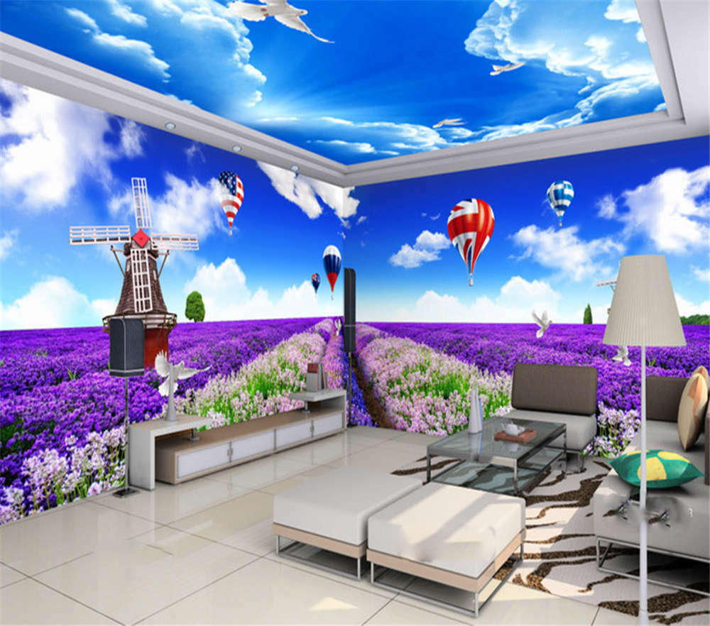 Magnificent Flowers 3D Full Wall Mural Photo Wallpaper Printing Home Kids Decor