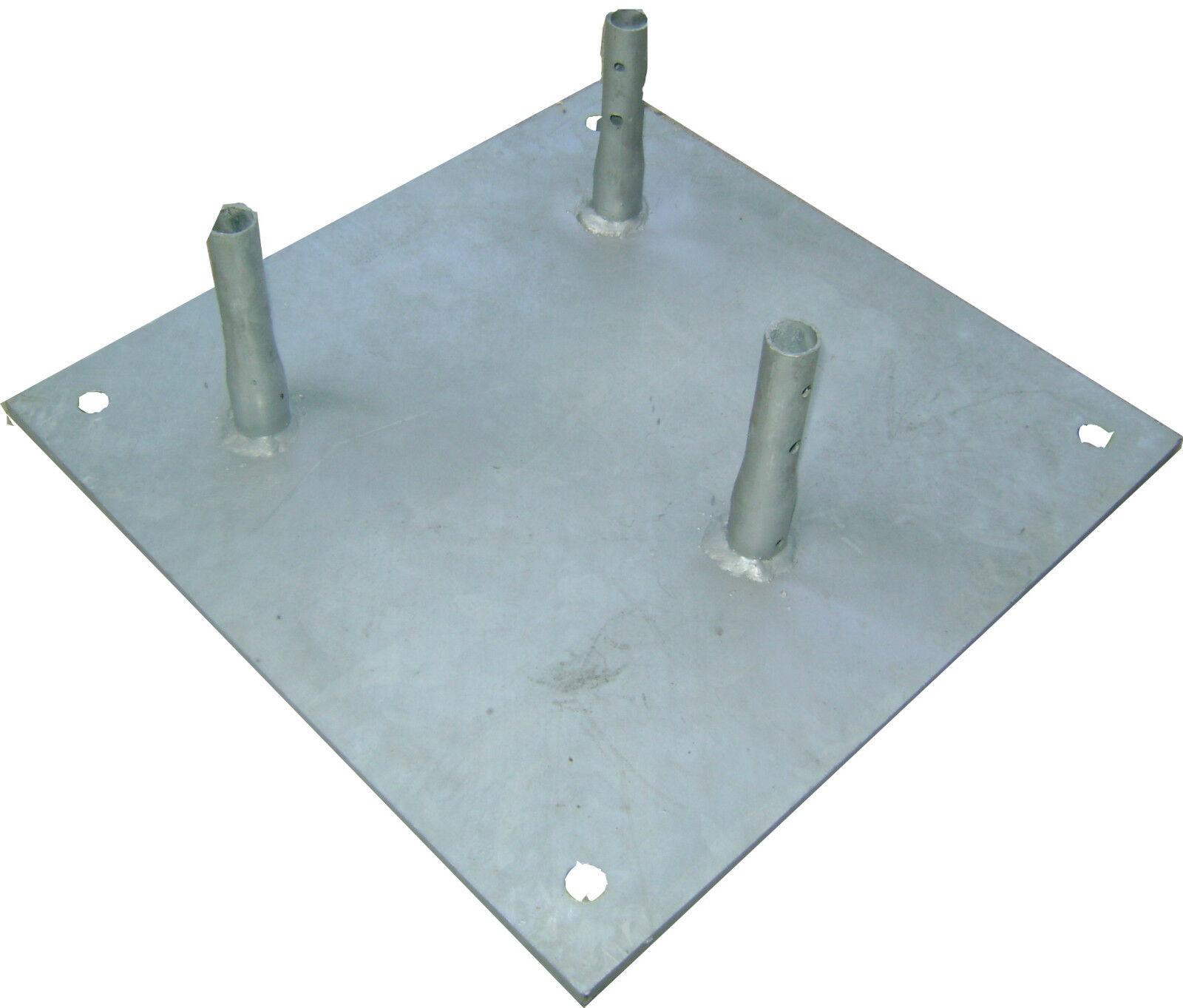 R-25GSSB antennapartsoutlet1 ROHN 25GSSB Self Supporting Base Plate for ROHN 25G Tower - R-25GSSB Genuine OEM