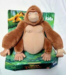 Rare-Vintage-1999-Disney-Kala-Tarzan-Boxed-Plush