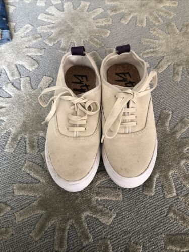 EYTYS Mother Shoes Tan Suede US 7