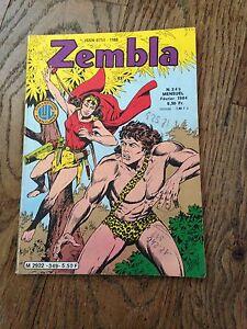 ZEMBLA-no-349-1984-mensuel-bd-ancienne-collection-lug