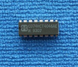1pcs CD74HCT4046AE IC PLL W/VCO HCT4046 74HCT4046 DIP-16