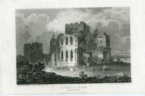 Lanercost-Priory-IN-Cumberland-Engraved-IN-1803-By-J-Storer-Of-A-Drawing-Of-P-S