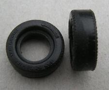 Neu Carrera Universal 132 Repro-Reifen 7,5 mm 2 Paar/ 4 Reifen