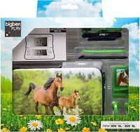 Nintendo 3ds Xl Pack Horse Xl Pferde Pferd Tasche + Zubehör Bigben
