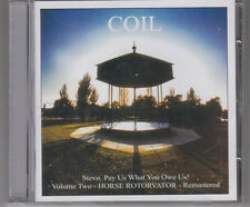 COIL Horse Rotorvator CD