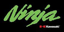Kawasaki Ninja Vinyl Banner Motorcycles Shop Garage Man Cave Waterproof