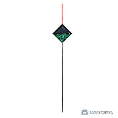 BALSAHOLZ STIPP POSE RIVER FLOAT BARSFISCHER STRÖMUNGSPOSE BF500 SCHWIMMER
