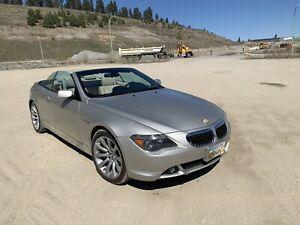 2006 BMW Série 6 650Ci
