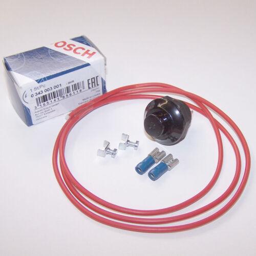 Startknopf Druckschalter Bosch für Traktor Lanz Bulldog D5006 D5016 D6006 D6016