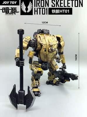 ht01 - Ht01 Iron Skeleton Joy Toy Robot 1/24 Mech free Ship no Soldier