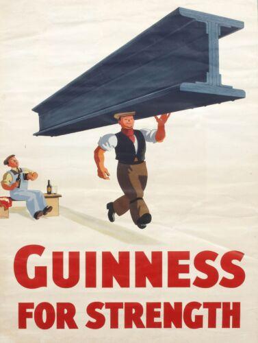 Guinness Retro replica vintage style metal tin sign gift Pub
