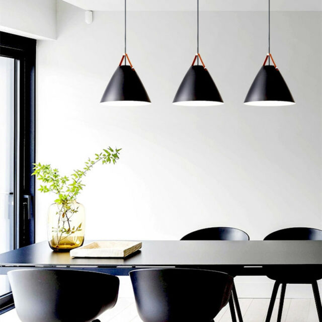 Kitchen Pendant Light Black