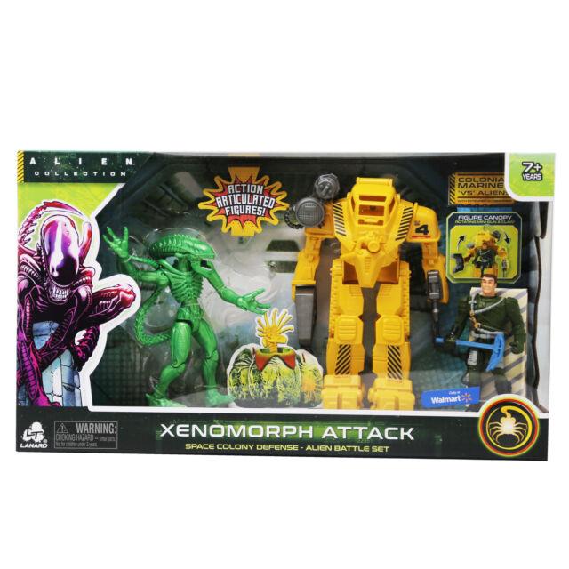 ALIEN COLLECTION Xenomorph Attack Super-Power Loader Walmart Exclusive BRAND NEW