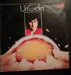 URI-GELLER-ANNO-1974-DISCO-VINILE-33-GIRI-N-104