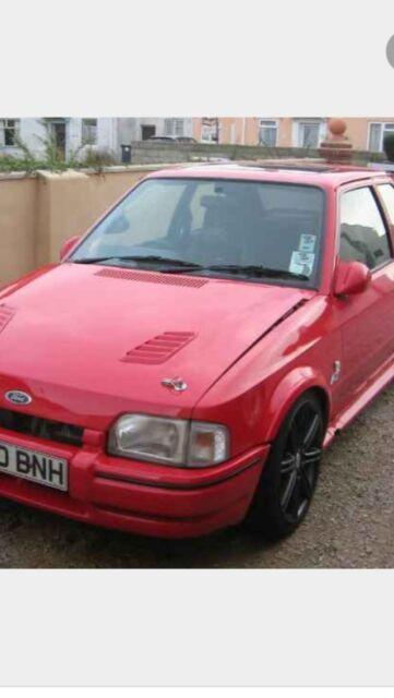 12mm 1//2 Inch Bonnet Raisers Ford Focus MK1 ST170 ST150 RS MK1,Escort RS Turbo