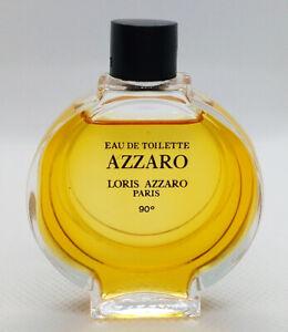 VTG-RARE-Mini-Eau-Toilette-AZZARO-by-LORIS-AZZARO-Perfume-Parfum-7-5ml