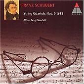 String Quartets Nos.9 And 13/Alban Berg 4tet, Franz Schubert, Very Good