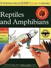 Peterson Field Guide Color-In Bks.: Reptiles and Amphibians by Sarah Anne Hughes (2003, Paperback)