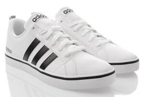 NEU ADIDAS PACE VS Herrenschuhe Turnschuhe Sneaker Freizeit Weiß schwarz AW4594