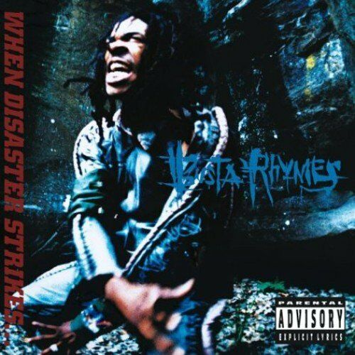 1 of 1 - Busta Rhymes / When Disaster Strikes *NEW* CD