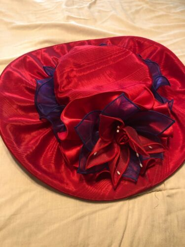 Lady Diana Hat