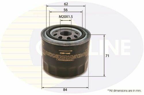 /> 09 scelta 2//2 Benzina BL BP COMLINE Filtro OLIO PER SUBARU LEGACY III 2.0 2.5 03