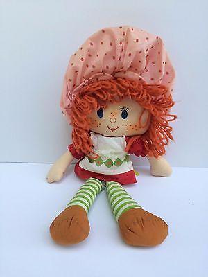 Strawberry Shortcake Merchandise Collection On Ebay