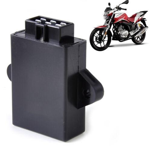 6Pin Steuergerät Zündbox CDI Einheit Zündmodul Für Suzuki GN250 Chopper Motorrad