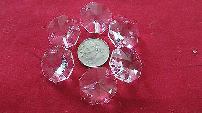 500 PCS 18 MM 500 pcs16 mm OCTAGON CRYSTAL GLASS BEAD