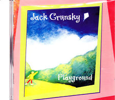JACK GRUNSKY playground CD NEU OVP/Sealed