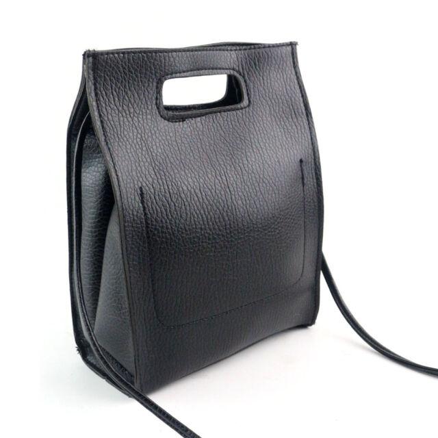 Fashion Womens Designer Leather Shoulder Bag Handbag Messager Large Tote Purse